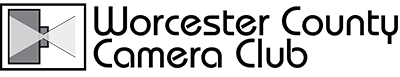 Worcester County Camera Club Logo